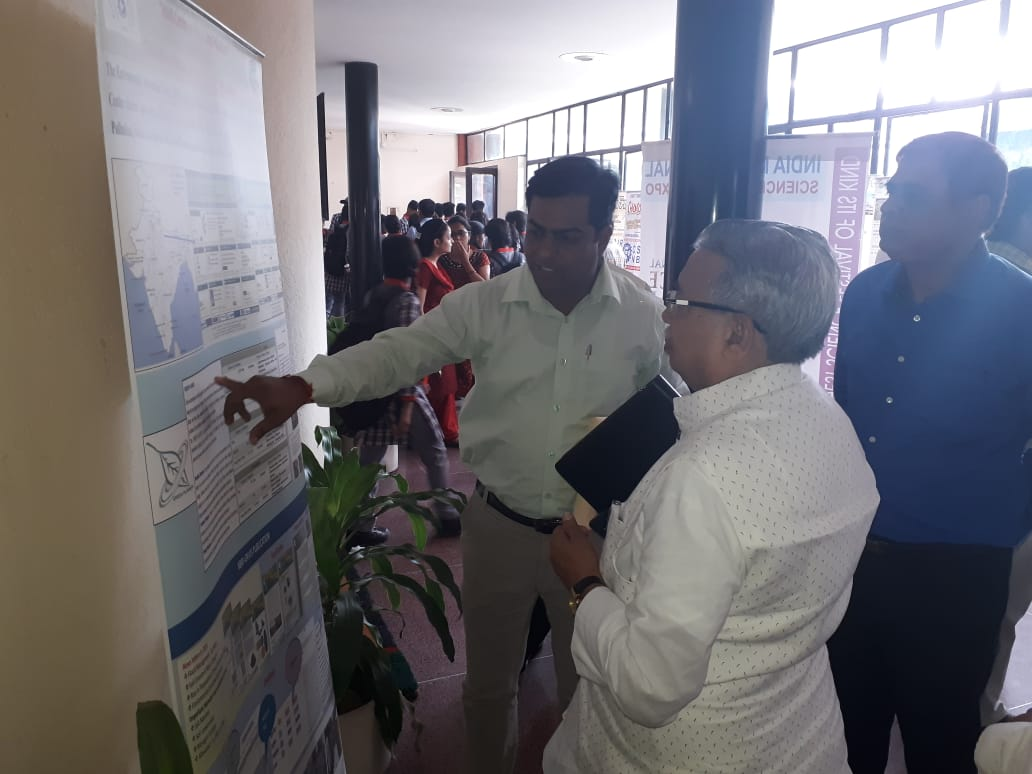 ENVIS RP-NBRI celebrated 76th CSIR Foundation day