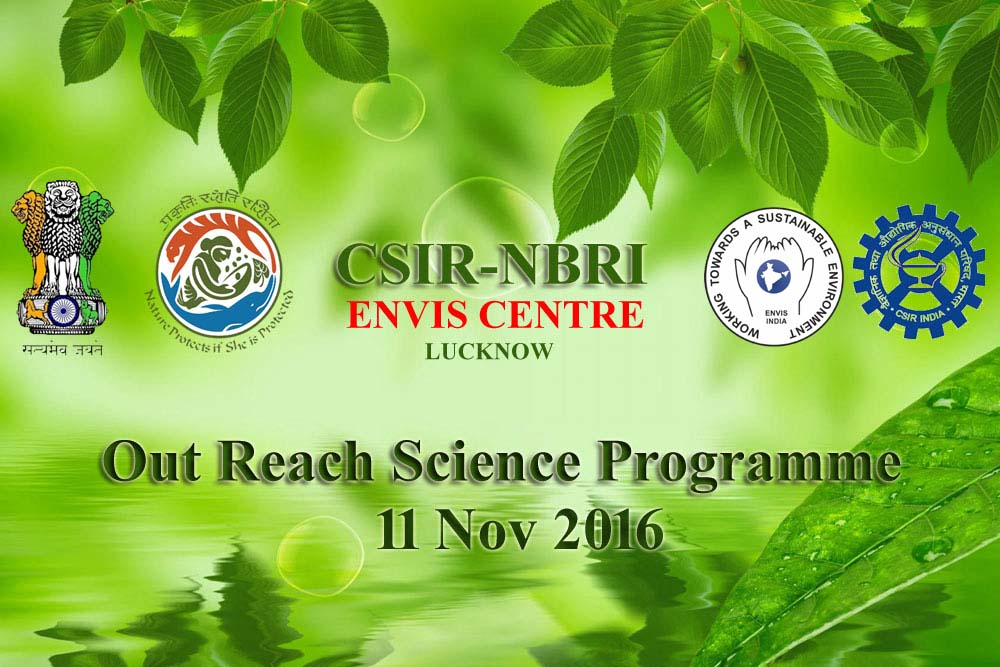 Out Reach Science Programme